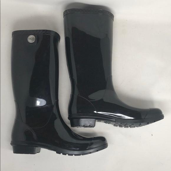 20362a2f487 Ugg Sienna Tall Rain Boots New w/slight defects